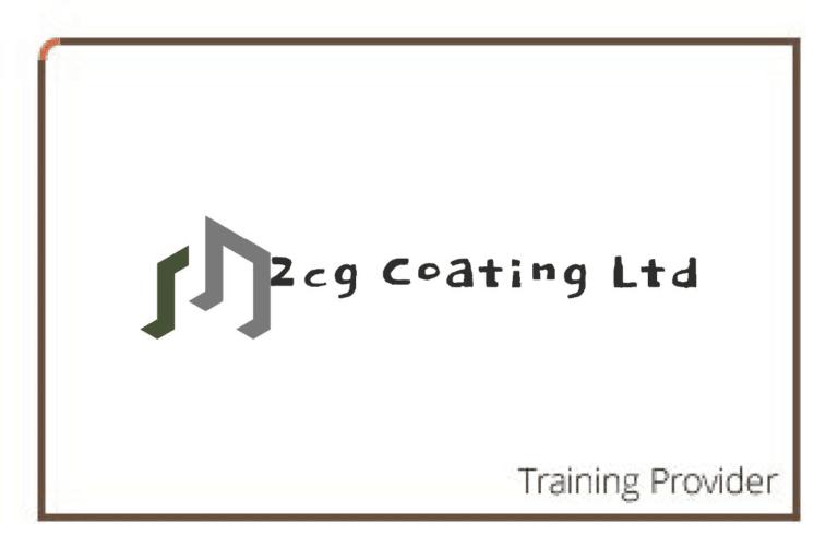 2CG Coatings Ltd