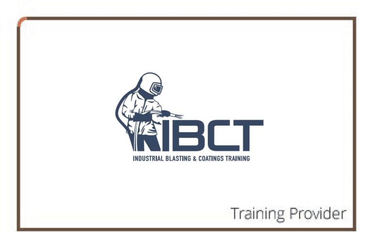 Industrial Blasting & Coatings Training (IBCT)